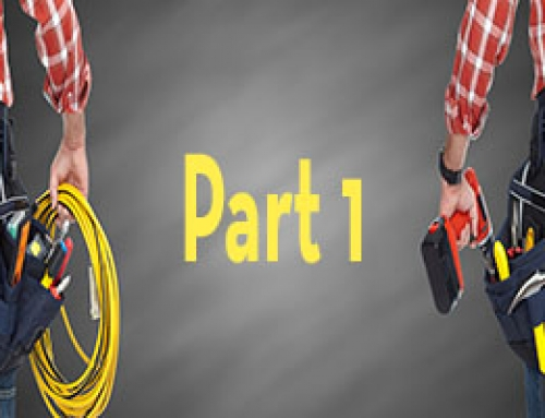 When to Call an Electrician: Part 1