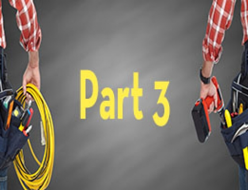 When to Call an Electrician: Part 3